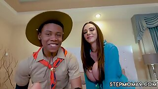 Real wife interracial Trading Pussy For Cookies