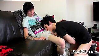 Emo guy gay sex videos free first time Kyle Wilkinson &amp_ Lewis Romeo