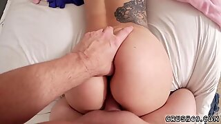 Teen divine and granny Money Hungry patron s step daughter