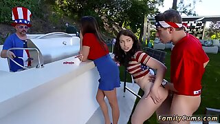 Russian milf chubby and young teen loves to talk dirty Family Fourth Of July